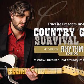 TrueFire Interactive Course: Jason Loughlin's Country Guitar Survival Guide: Rhythm