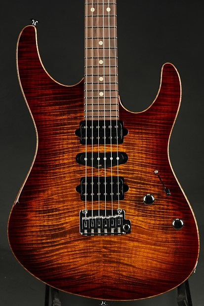suhr modern pro bengal burst reverb. Black Bedroom Furniture Sets. Home Design Ideas