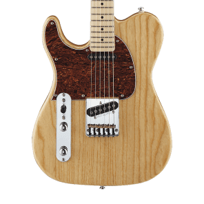 G&L Tribute Series ASAT Classic (Left-Handed) Natural Gloss w/ Maple Fretboard