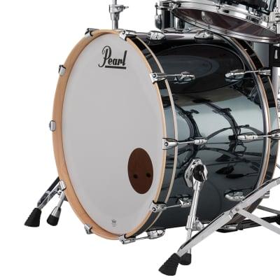 "Pearl Session Studio Select 20""x14"" Bass Drum BLACK CHROME STS2014BX/C766 Drum"