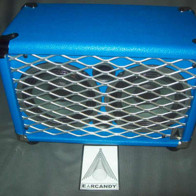 Earcandy Mini 2x6 guitar amp speaker cab cabinet 50 watts 8 Ohms big full sound with great tone