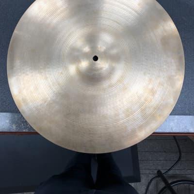 "Sabian 18"" AA French Crash Cymbal"