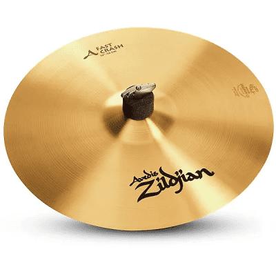 "Zildjian 14"" A Series Fast Crash Cymbal 2005 - 2012"