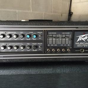 Peavey Musician Mark III Series 400G 210-Watt Guitar / Bass Head
