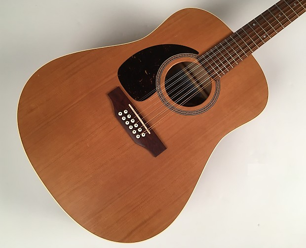 godin lefty seagull s12 s series 12 string acoustic guitar reverb. Black Bedroom Furniture Sets. Home Design Ideas