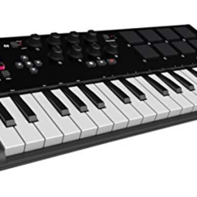 M-Audio Axiom AIR Mini 32   Premium 32-Key USB MIDI Keyboard & Drum Pad Contr...