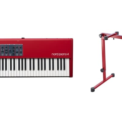 Nord Piano 4 Omega Pro Bundle