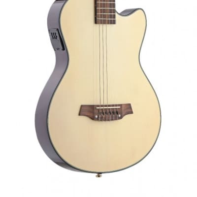 Angel Lopez EC3000CN Cutaway Electric Classical Guitar for sale