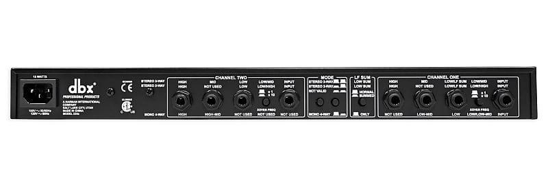 Soundcraft Ui24R 24 Input Digital Mixer w/Wifi+App Control Ui 24R+DBX  Crossover