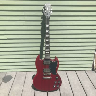 Epiphone Faded G-400 SG 2010s Worn Cherry for sale