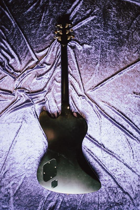 Faustus Sulphur Custom Solid Body Electric Guitar