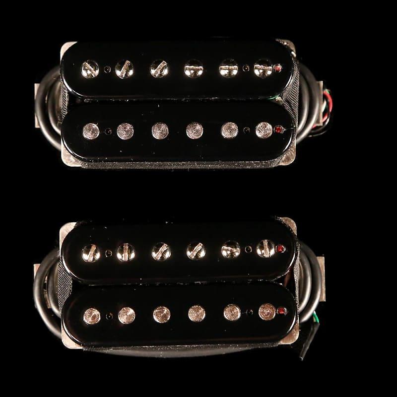 bare knuckle holy diver humbucker pickup set black open reverb. Black Bedroom Furniture Sets. Home Design Ideas