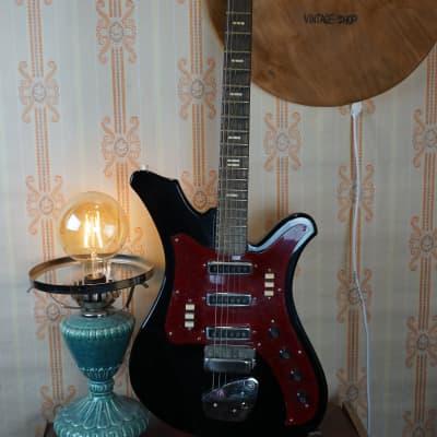 Aelita USSR Vintage Soviet Electric Guitar 335 Jaguar Strat Jazz for sale