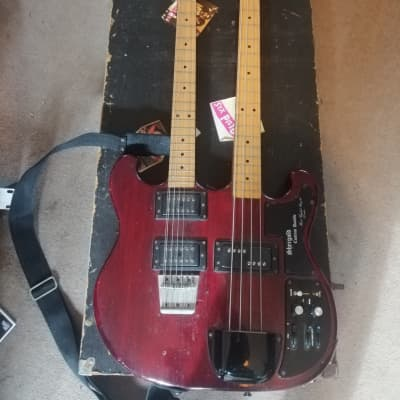 Shergold Custom 12/4 Double Neck for sale