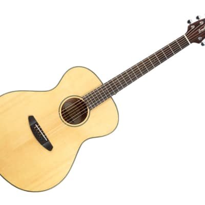 Breedlove Discovery Dreadnought CE Cutaway Acoustic/Electric Guitars Gloss Natural 2016