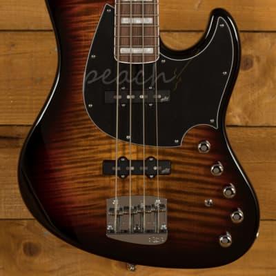 Mayones Jabba Classic 4 String- 3 Tone Sunburst for sale