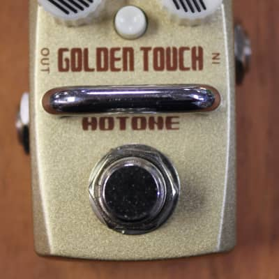 Hotone Skyline Golden Touch Overdrive Used for sale