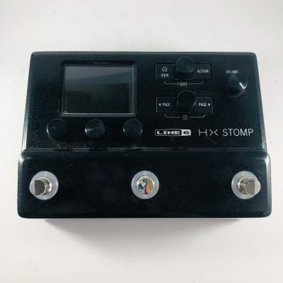 Line 6 HX Stomp Multi-Effect and Amp Modeler *Sustainably Shipped*