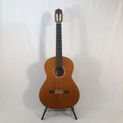 K Yairi CY116 Guitare Classique (2003) 56249 Cèdre, Acajou moucheté, en étui for sale