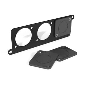 Temple Audio MOD-MIPP Mini Module Punched Plate
