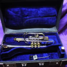 KING Tempo  Cornet with Mouthpiece and hard shell case