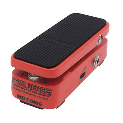 Hotone Soul Press (Volume/Wah/Expression) Guitar Effects Pedal for sale