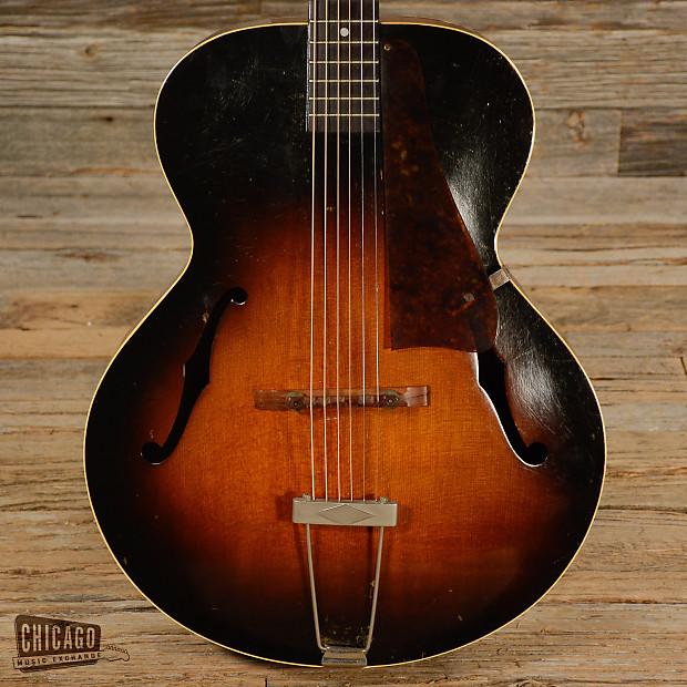 Guitars & Basses Gibson L-48