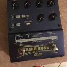 Akai Headrush E2 2007 Blue
