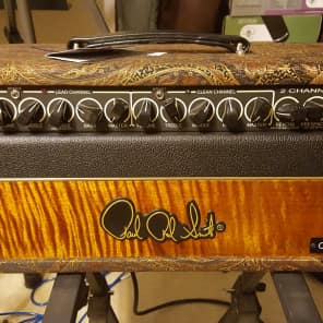 Paul Reed Smith 4x12 Closed Back Birch Guitar Cab