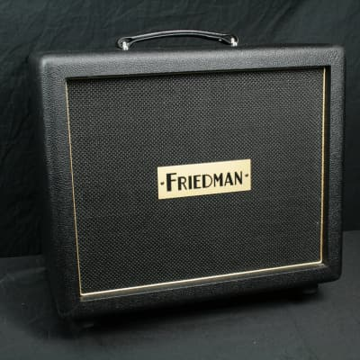 Friedman Pink Taco 1x12 65-Watt Closed-Back Guitar Cabinet image