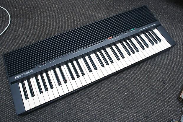 Yamaha Portable Piano Keyboard Ypr