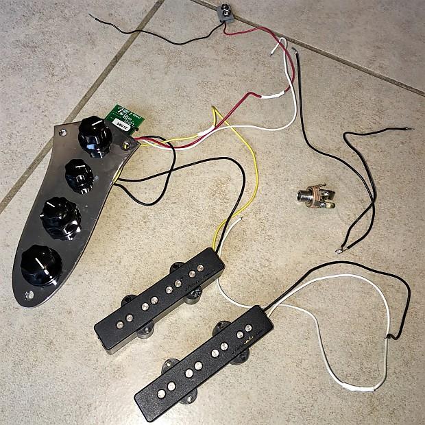 Amazing Fender Oem Passive Noiseless Jazz Bass Pickups Reverb Wiring Digital Resources Funapmognl