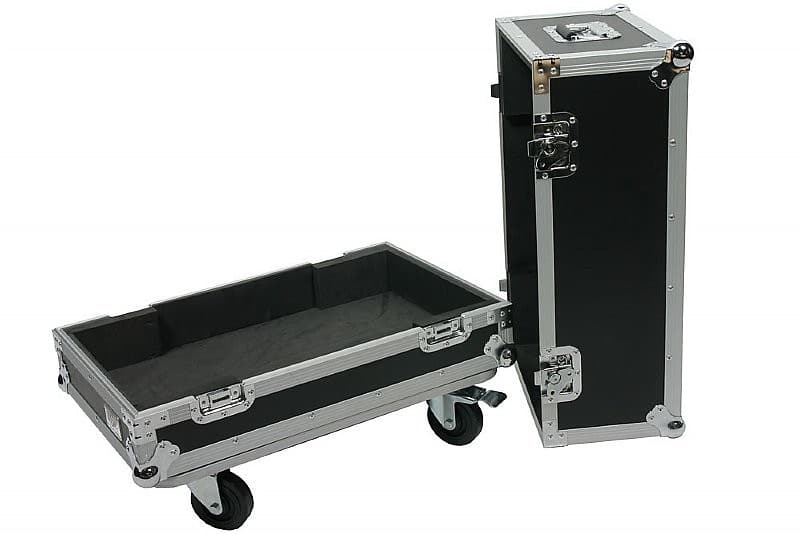 osp ata flight road tour case w casters for ampeg svt reverb. Black Bedroom Furniture Sets. Home Design Ideas