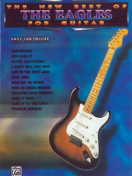 The New Best of the Eagles for Guitar   My Music Life   Reverb