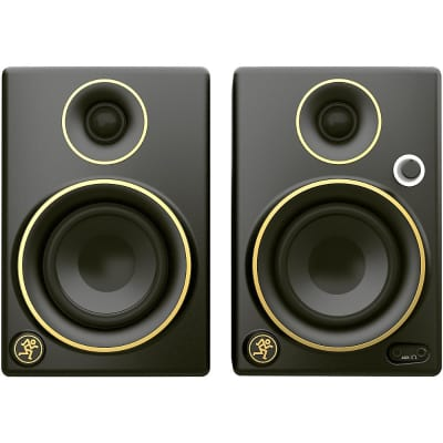 """Mackie CR5BT Limited Edition 5"""" Active Studio Monitors with Bluetooth Connectivity (Pair)"""