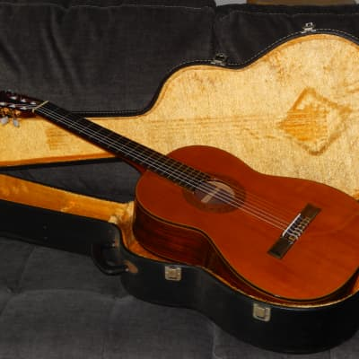 MADE IN 1977 - SHOICHI YANAGISAWA N0.5 -  SIMPLY GREAT CLASSICAL CONCERT GUITAR for sale