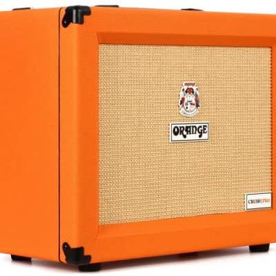 Orange CR60C Crush Pro 60-Watt 1x12 Guitar Combo, Orange Tolex