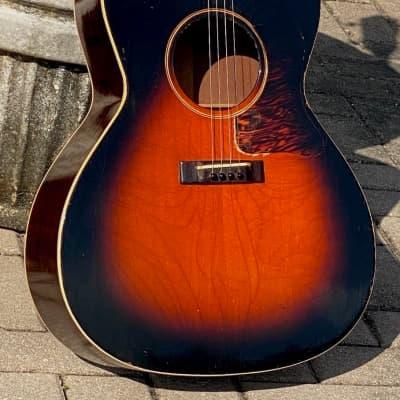 Gibson TG-00 Tenor Guitar 1937 Sunburst quite a rare & super clean example of an L-00 4-Stringer !