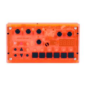 Bastl Instruments microGranny 2.5 Granular SAMPLER - UV Red