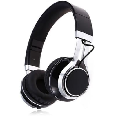 [Freebudmusic] EXTRA BASS EP-16 Headphones with Mic (Black)