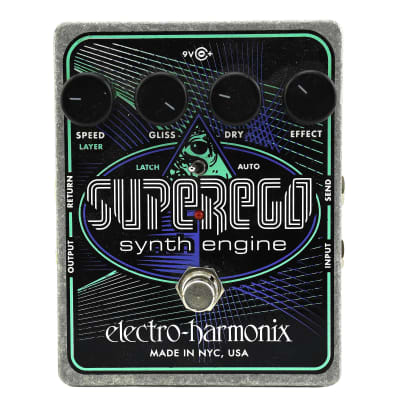 Electro Harmonix Super Ego Synth Engine From Moog To EMS for sale