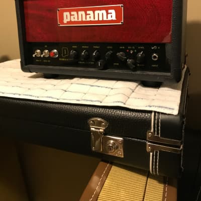 Panama Five Watt 2010's Lava Red for sale