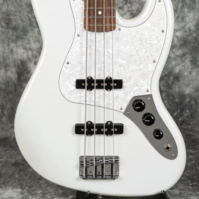 Fender  Special Edition Jazz Bass 2016 White Opal for sale