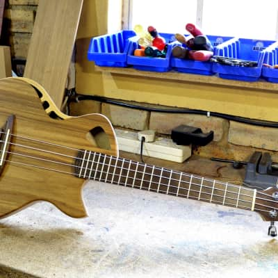 murray kuun Ghia ukulele 2018 natural woods for sale