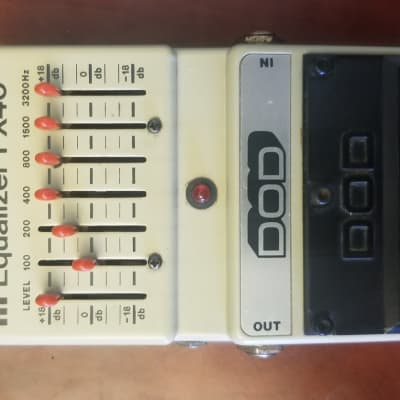 DOD FX40 EQ for sale