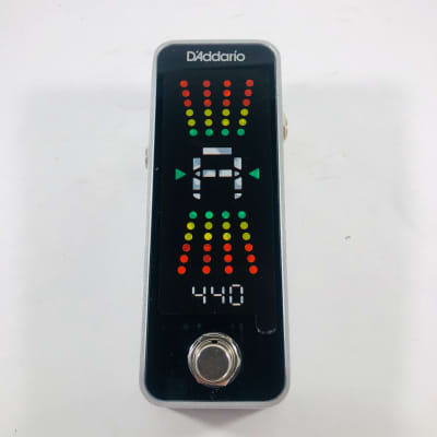 Planet Waves PW-CT-20 Chromatic Pedal Tuner *Sustainably Shipped*
