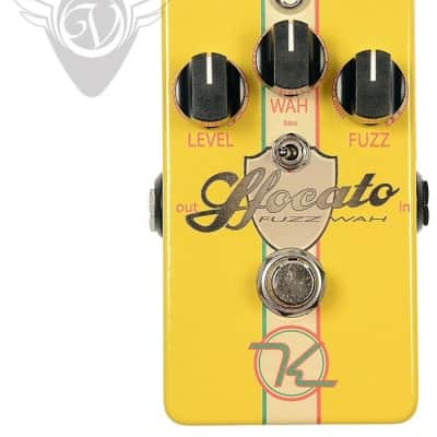 Keeley Electronics Sfocato Fuzz Wah - Wooly Thick Fuzz Pedal!