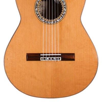 Dake Traphagen 35th Anniversary 2007 Classical Guitar Cedar/CSA Rosewood for sale