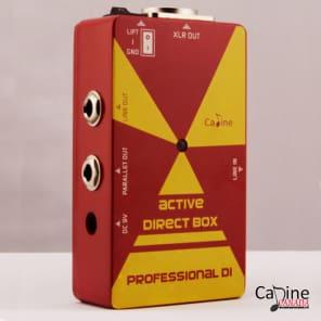 Caline CP-23 Active DI Box