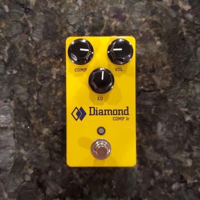 Diamond Comp Jr. Compact Optical Compressor Pedal